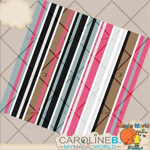 CarolineB_OneSweetDay_MulticoPaperStriped_SP