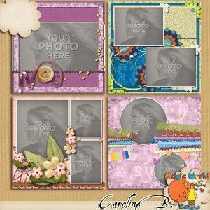 1, 2, 3… 12×12 Album 3 for MyMemoriesSuite / 1, 2, 3… 12×12 Album 3 pour MyMemoriesSuite