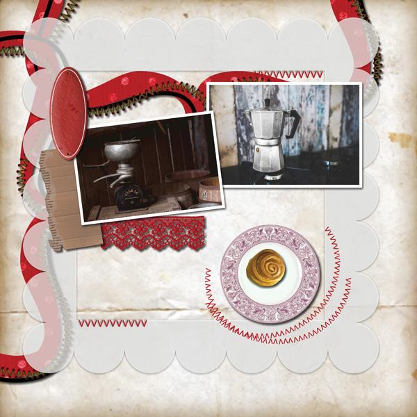 GrandMa's Kitchen Album-001
