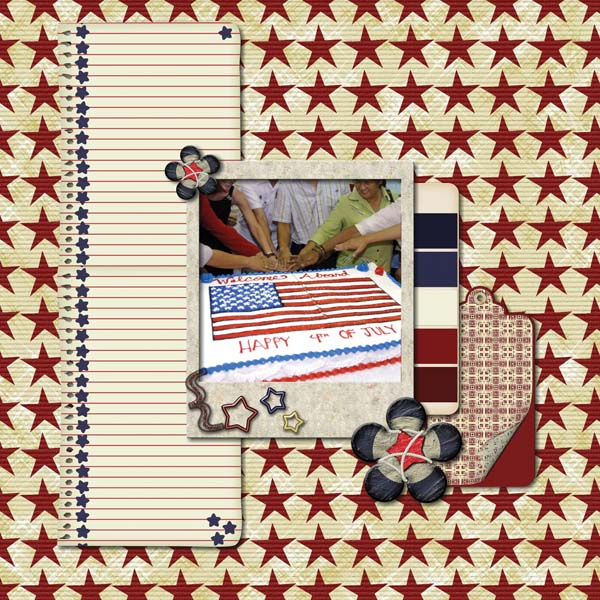 La Marseillaise USA 12x12 Album-002