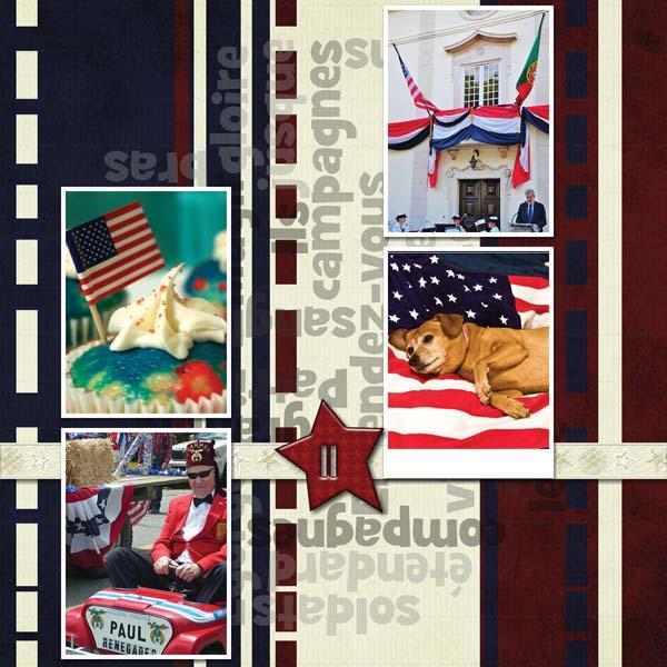 La Marseillaise USA 12x12 Album-004