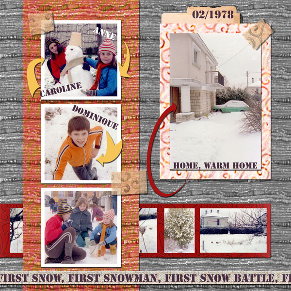 2007 068- 1978, Ever First Snow 72 600