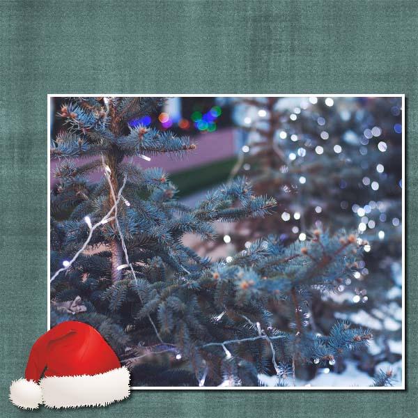 Christmas Heritage 12x12 PB-009