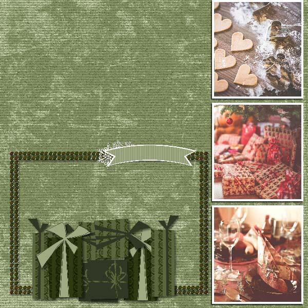 Christmas Heritage 12x12 PB-014