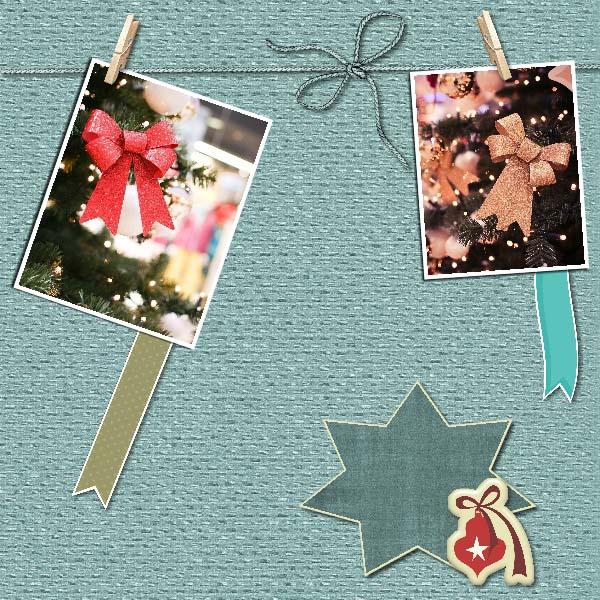 Christmas Heritage 12x12 PB-020