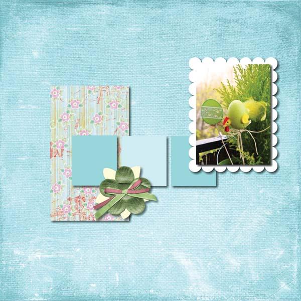 Easter Hoppity 12x12 Album 1-004