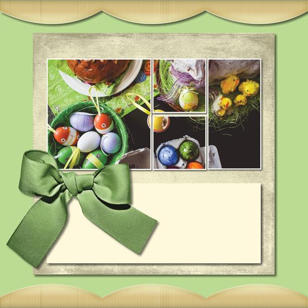 Easter Hoppity 12x12 Album 2-001