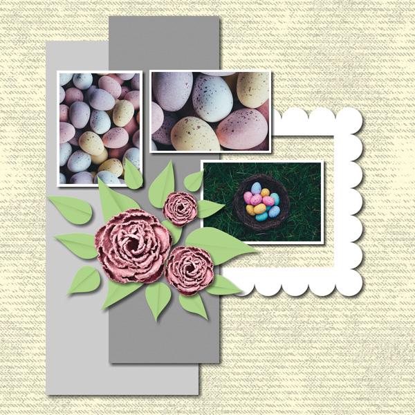 Easter Hoppity 12x12 Album 2-002
