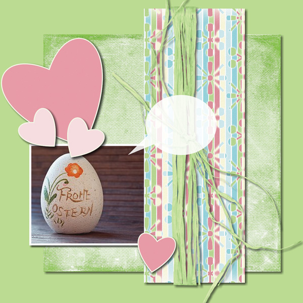 Easter Hoppity 12x12 Album 2-003