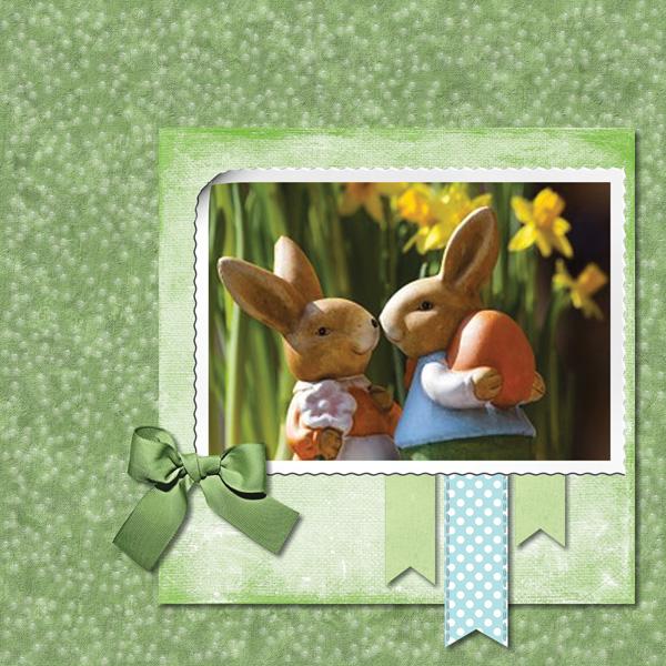Easter Hoppity 12x12 Album 2-004