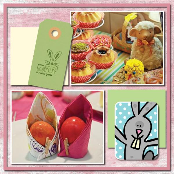 Easter Hoppity 12x12 Album 3-002