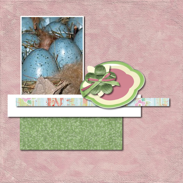 Easter Hoppity 12x12 Album 3-004