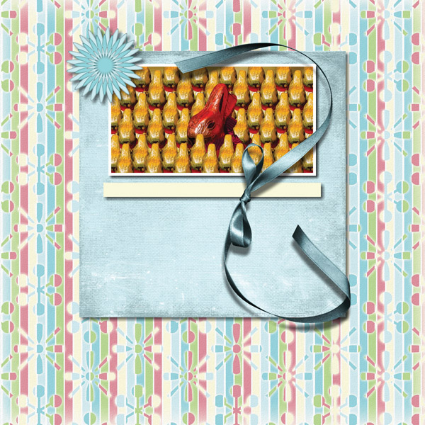 Easter Hoppity 12x12 Album 5-002