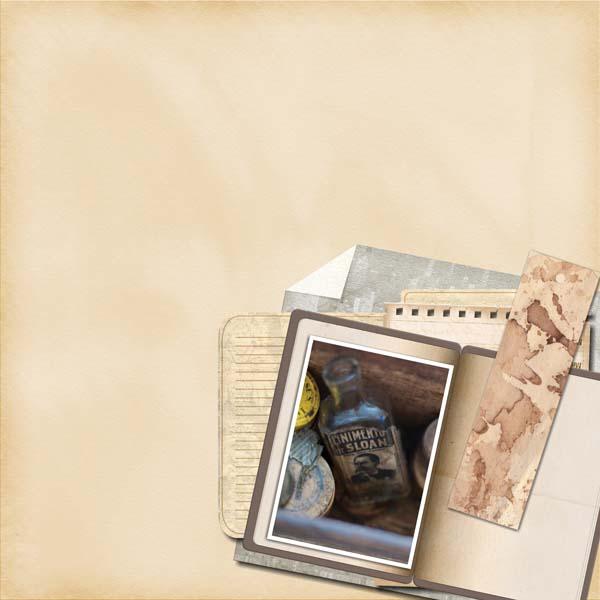 Old Paper 12x12 Photobook-008