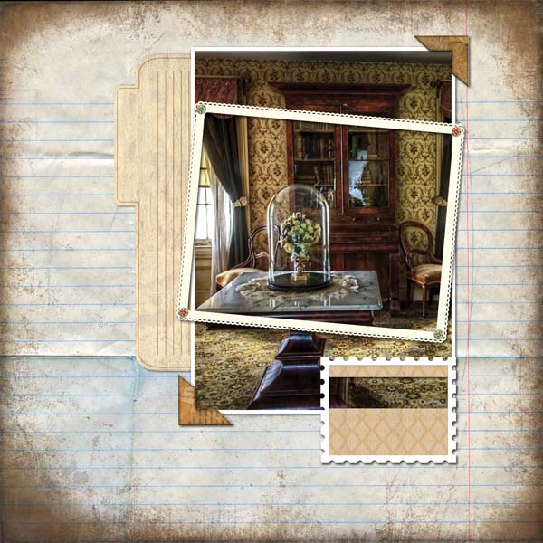 Old Paper 12x12 Photobook-009