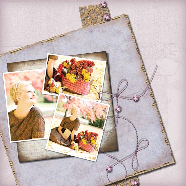 Old Paper 12x12 Photobook-010