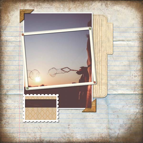 Old Paper 12x12 Photobook-019