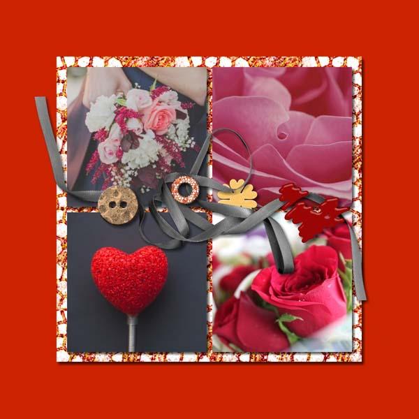 Warmth Love 12x12 PB-002
